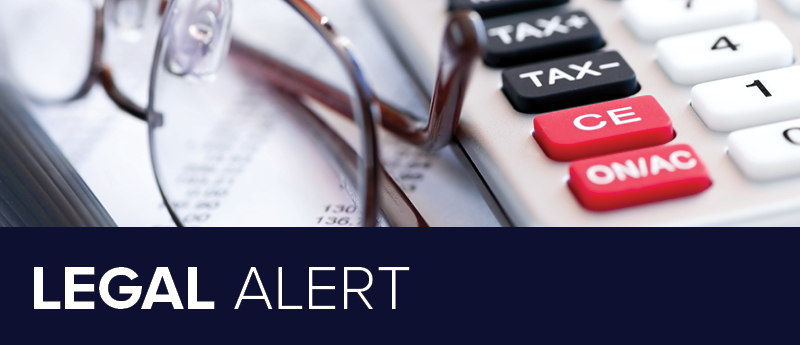 LEGAL ALERT: LIABILITY OF ACCOUNTING FIRM FOR CONTRAVENTIONS CONFIRMED