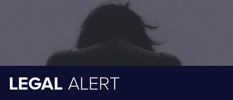 LEGAL ALERT: Government to legislate for unpaid family and domestic violence leave