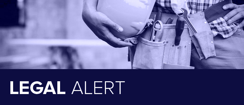 LEGAL ALERT: Update to SA's Labour Hire Licensing Scheme