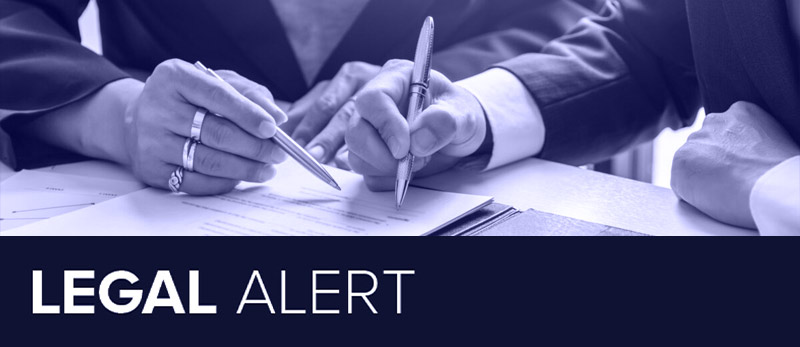 LEGAL ALERT: Warning for employers – proposed end to 'zombie' collective/enterprise agreements