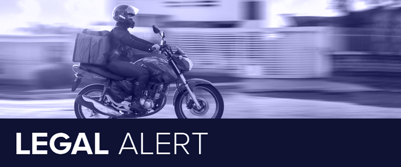 LEGAL ALERT: Gig worker held to be an employee